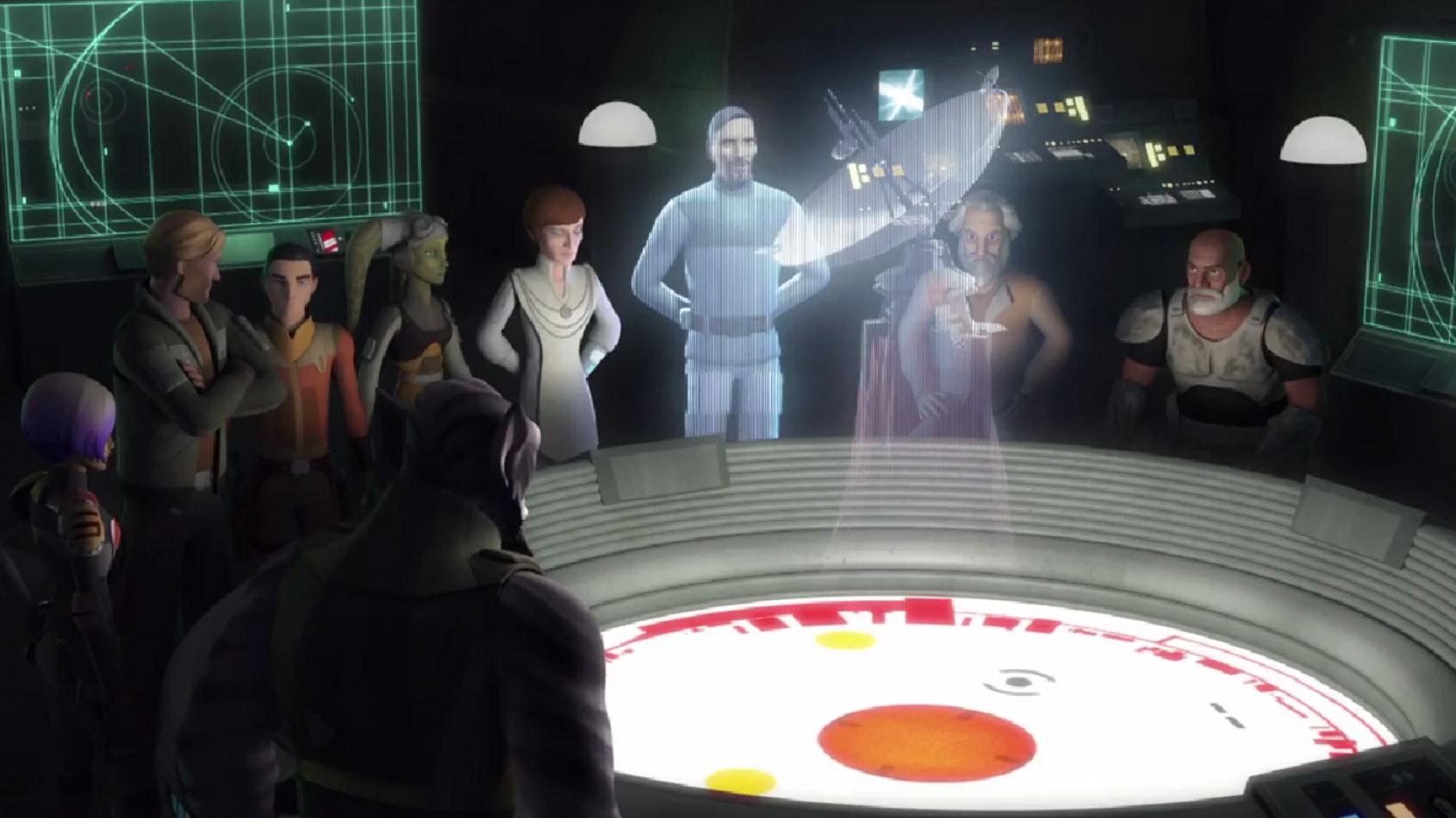 Nouveau trailer pour Star Wars Rebels