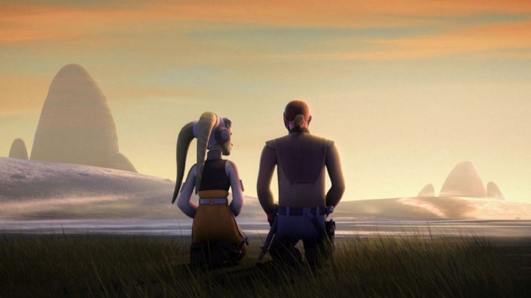 Rebels saison 4: les points importants du trailer