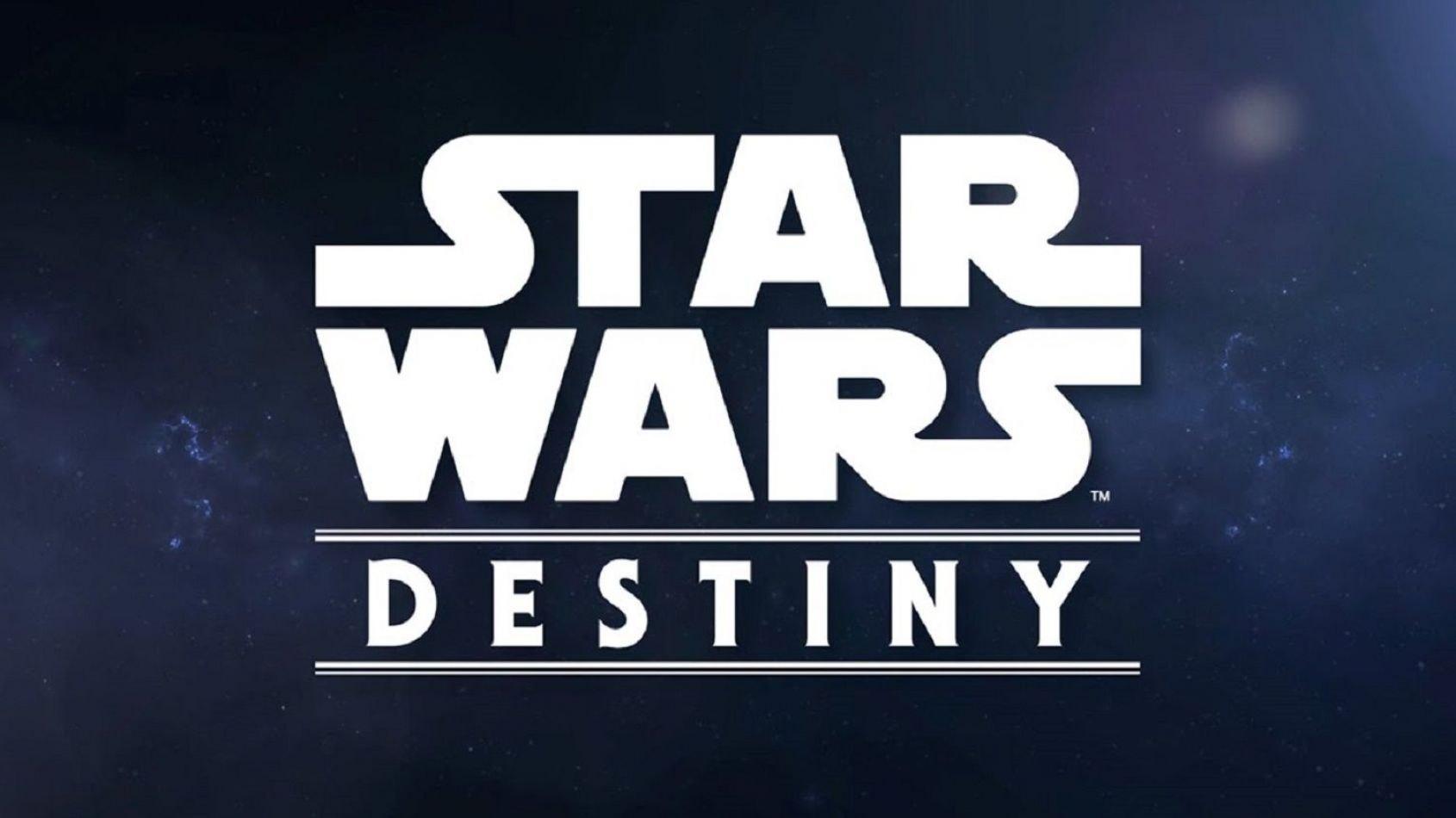 Une nouvelle boite pour le jeu Star Wars Destiny
