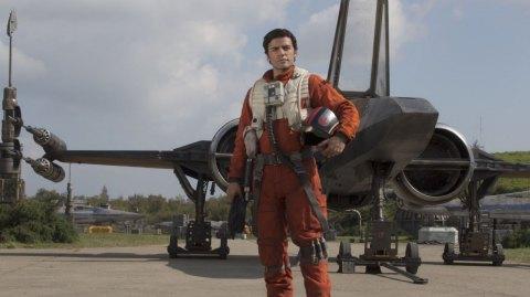 Un X-Wing upgradé pour Poe Dameron dans Les Derniers Jedi