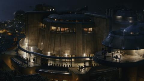 Plus d'informations sur une nouvelle planète des Derniers Jedi