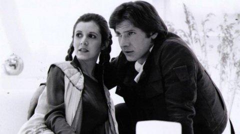 Harrison Ford s'exprime sur Carrie Fisher et sur Star Wars