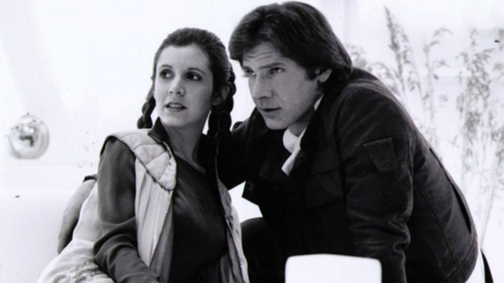 Harrison Ford s'exprime sur Carrie Fisher et sur Star Wars