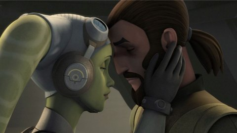 Le final de Star Wars Rebels diffusé en 2018