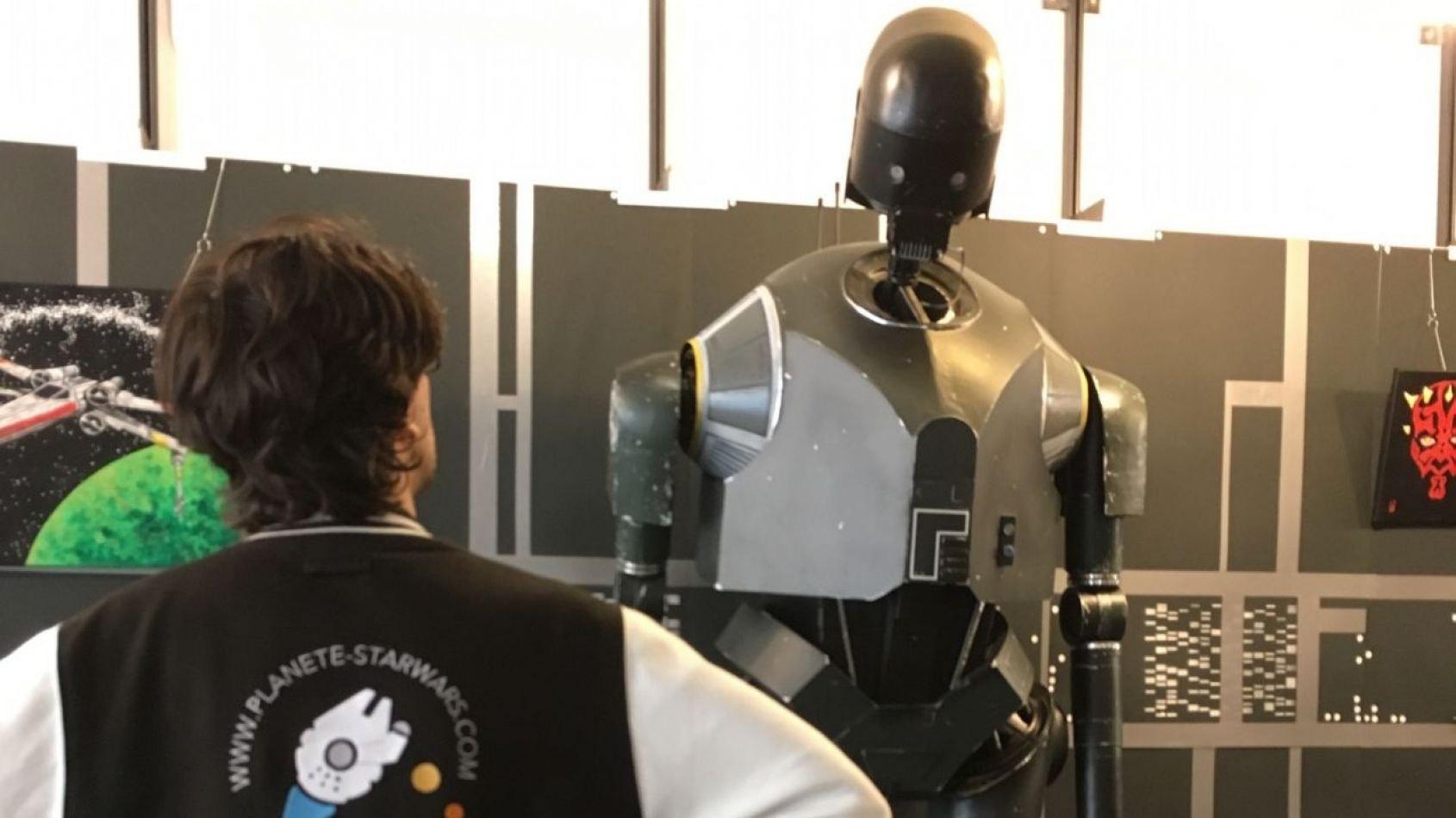 On a essayé pour vous : l'expo Star Wars 1977-2017