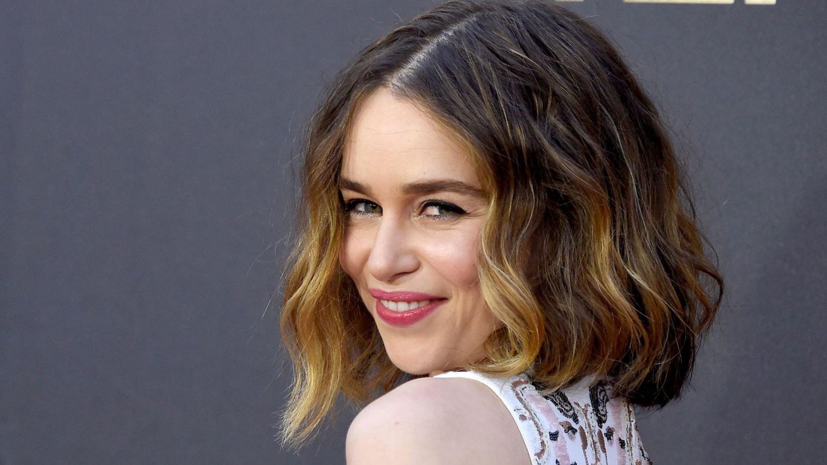 Emilia Clarke en a fini avec Han Solo
