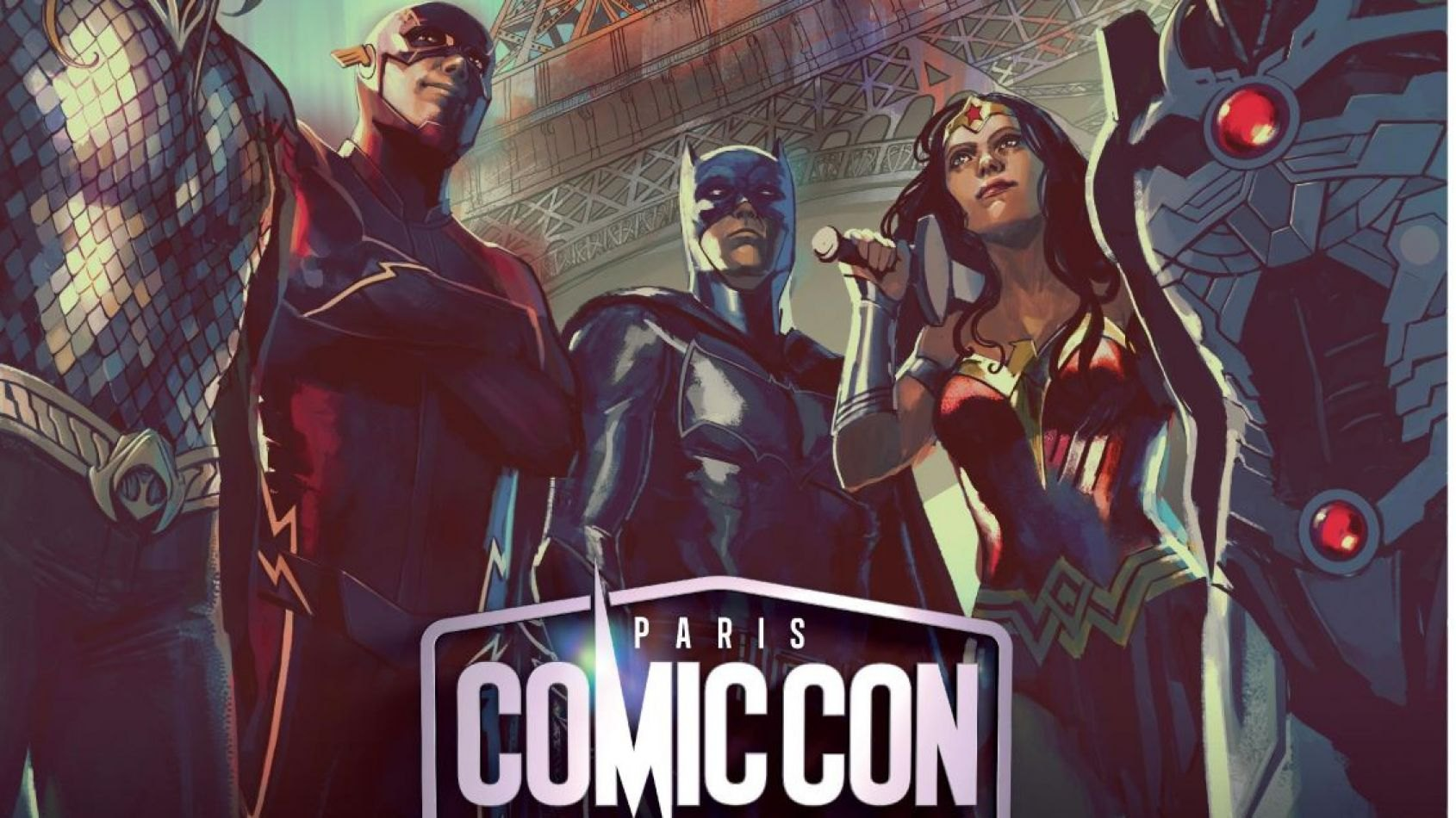 Une sortie PSW au Comic Con Paris !
