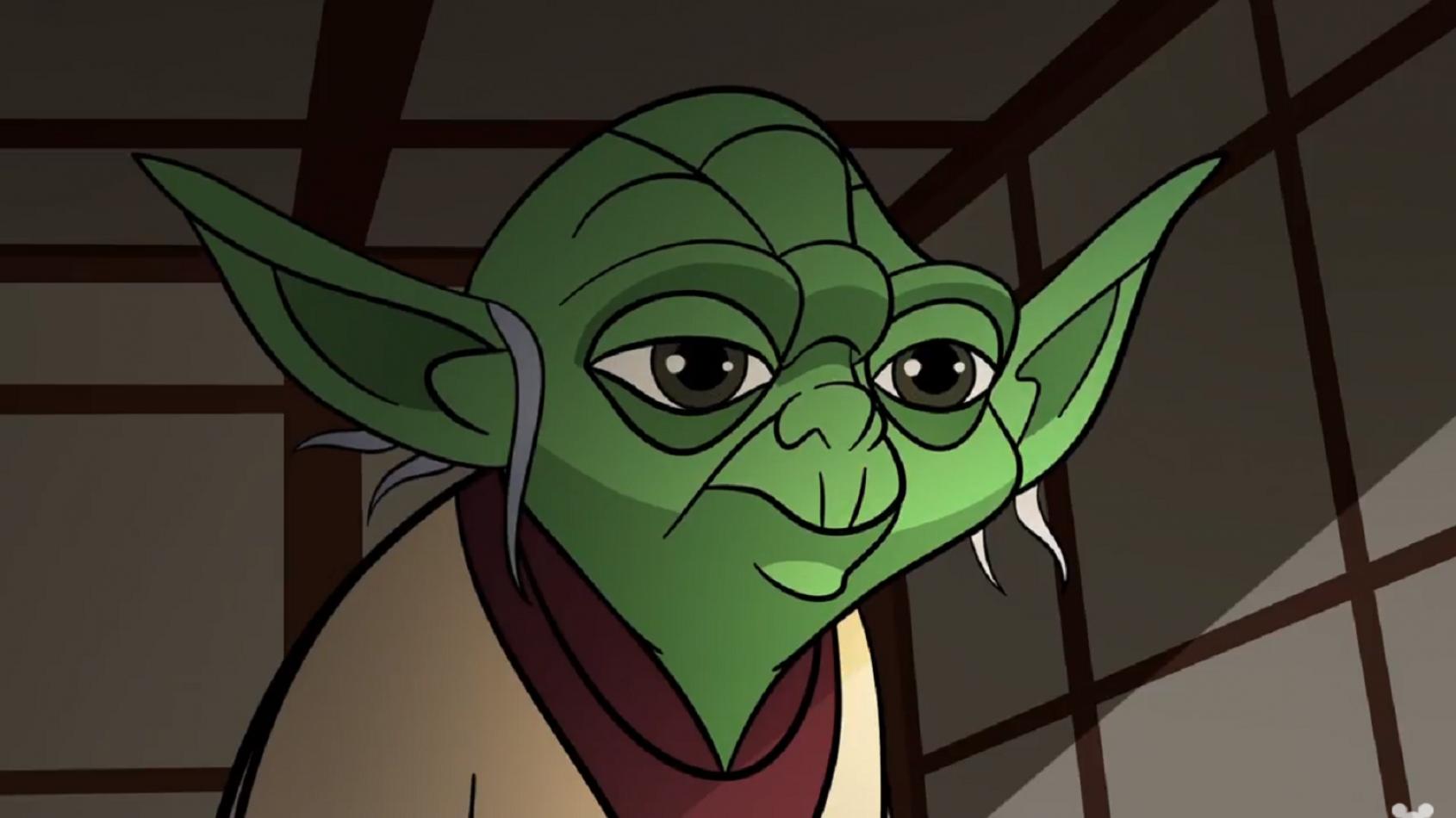 Les Jedi au centre du dernier épisode de Forces du Destin