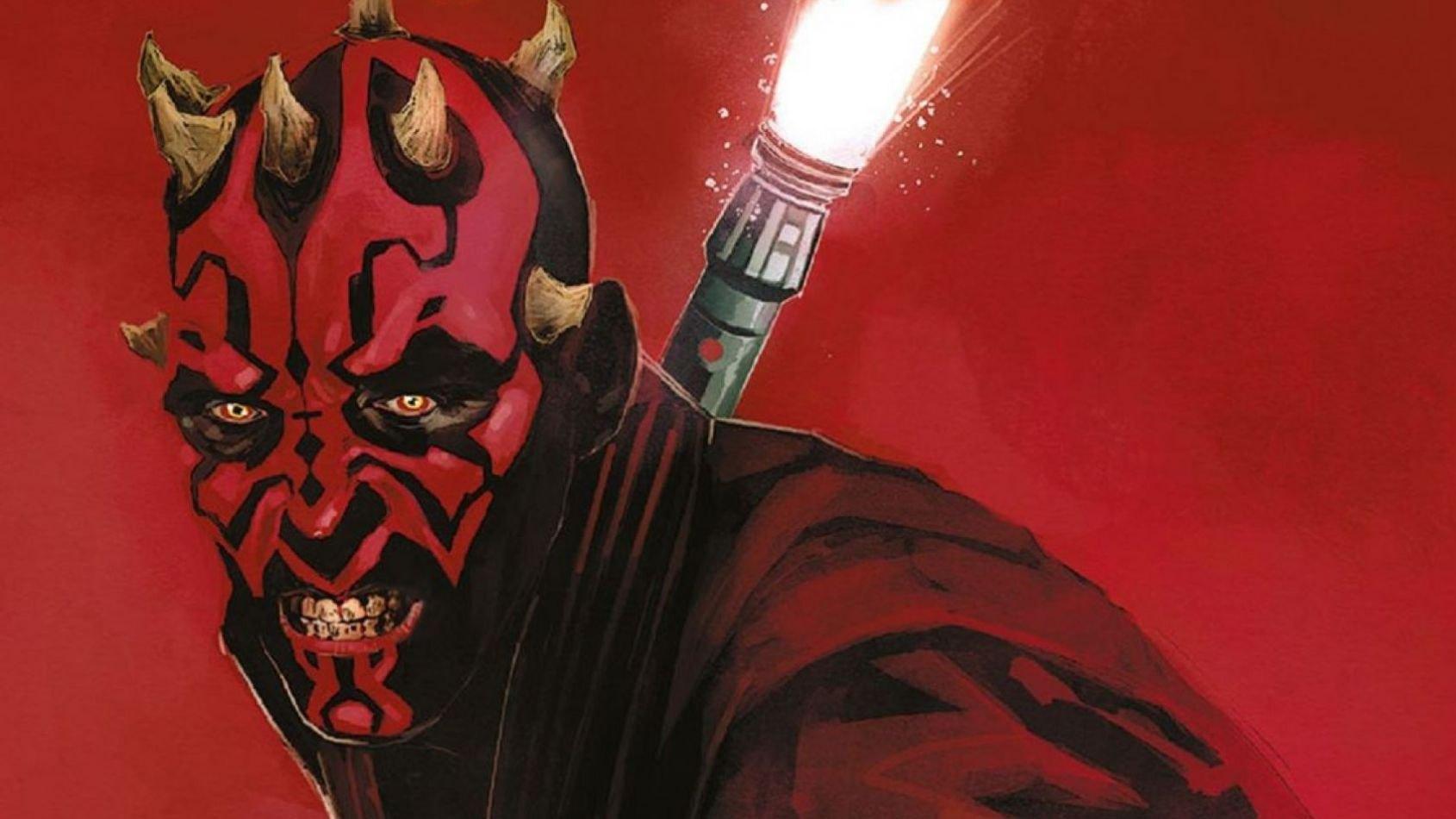 Panini : Sortie de Dark Maul et du magazine de comics Star Wars 003