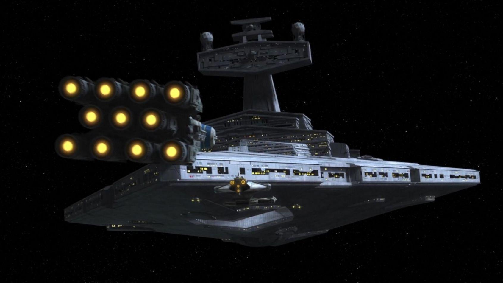 La Chimère de Thrawn fait son apparition dans Galaxy of Heroes