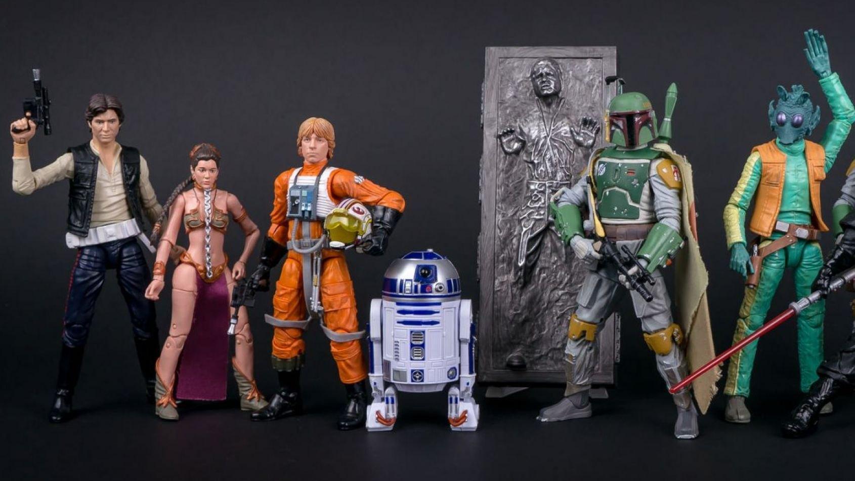 Les nouvelles figurines Hasbro Black Series présentées au NYCC