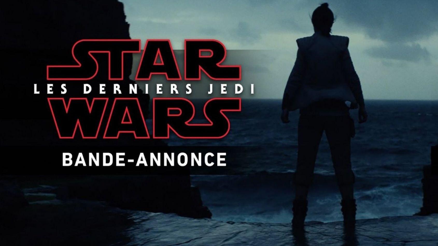 Les Derniers Jedi: le trailer prévu pour demain!