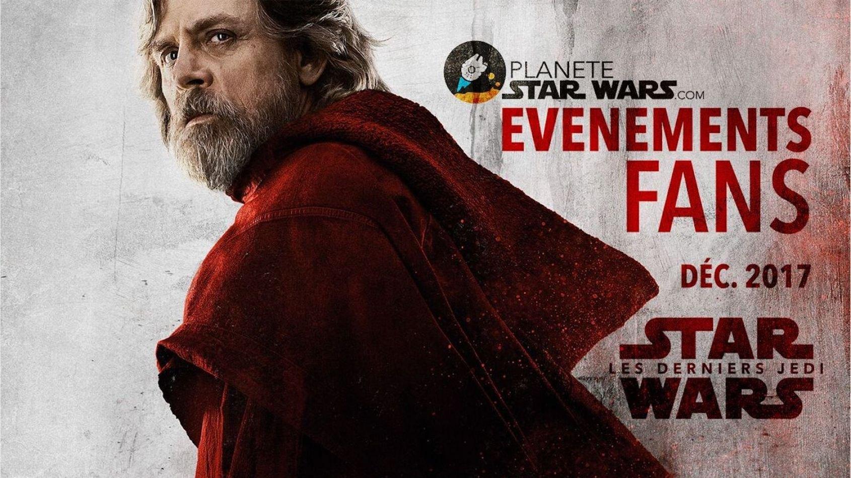Les Préventes pour les Derniers Jedi ouvrent demain !