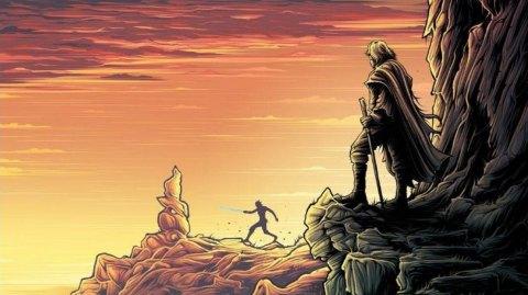 Un 1er poster IMAX pour les Derniers Jedi !