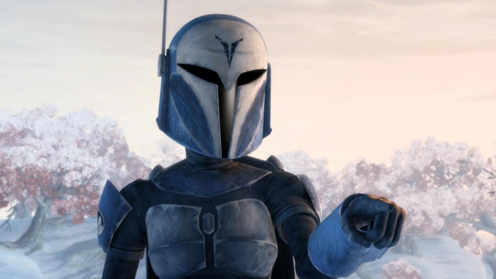 Le retour d'un personnage dans Rebels Saison 4