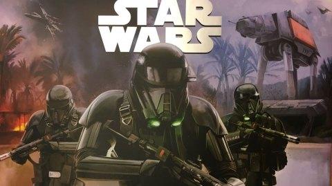 Hors Collection : Sortie de Star Wars, Sur le Front