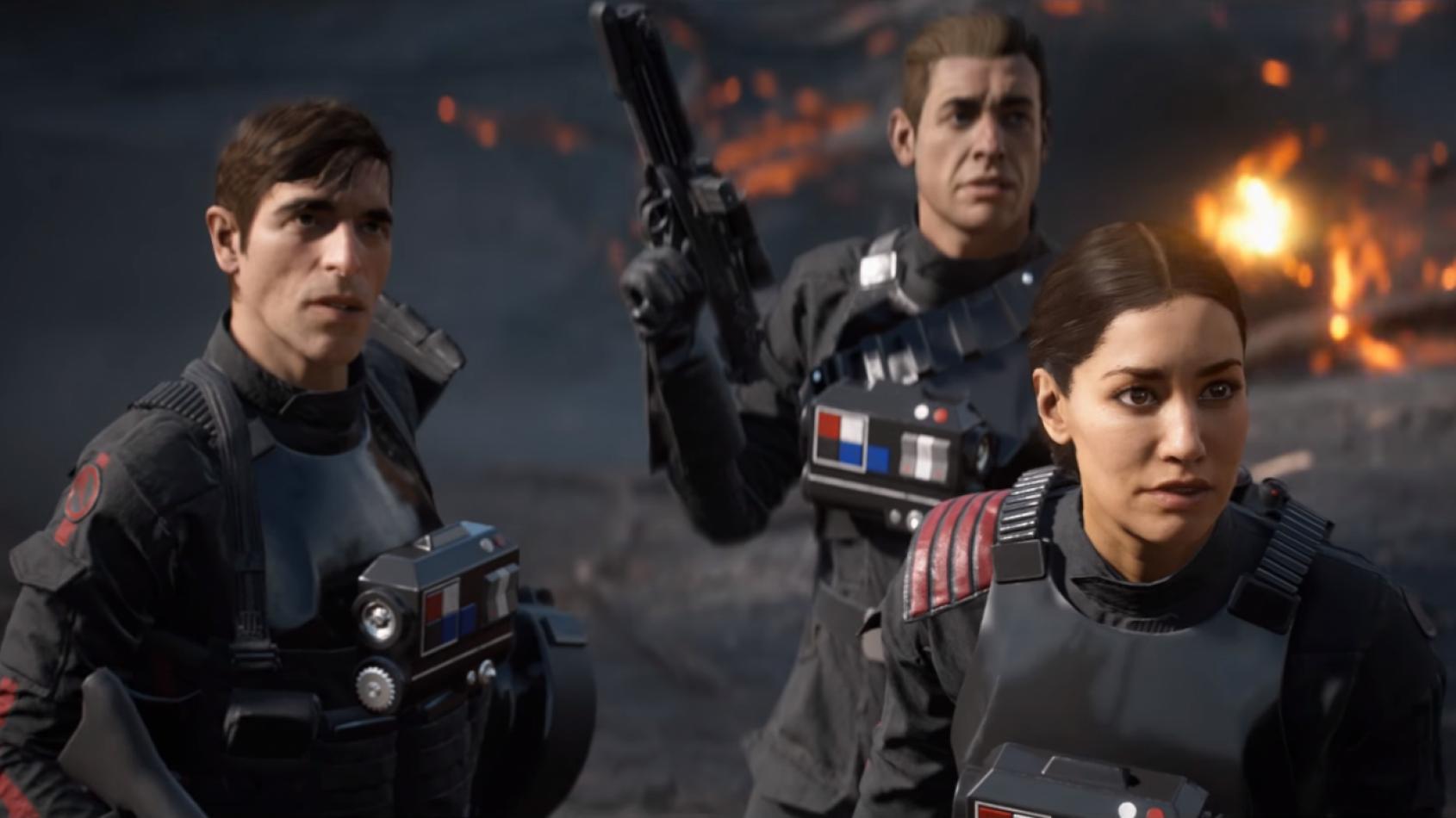 La campagne solo de Battlefront II a son trailer officiel !