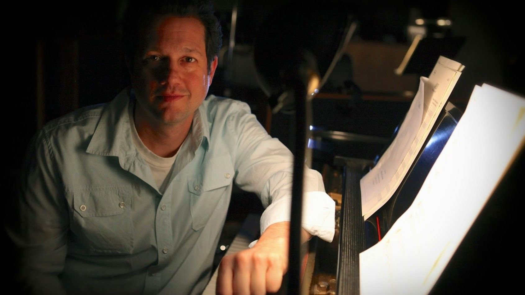 Interview du Compositeur Michael Giacchino