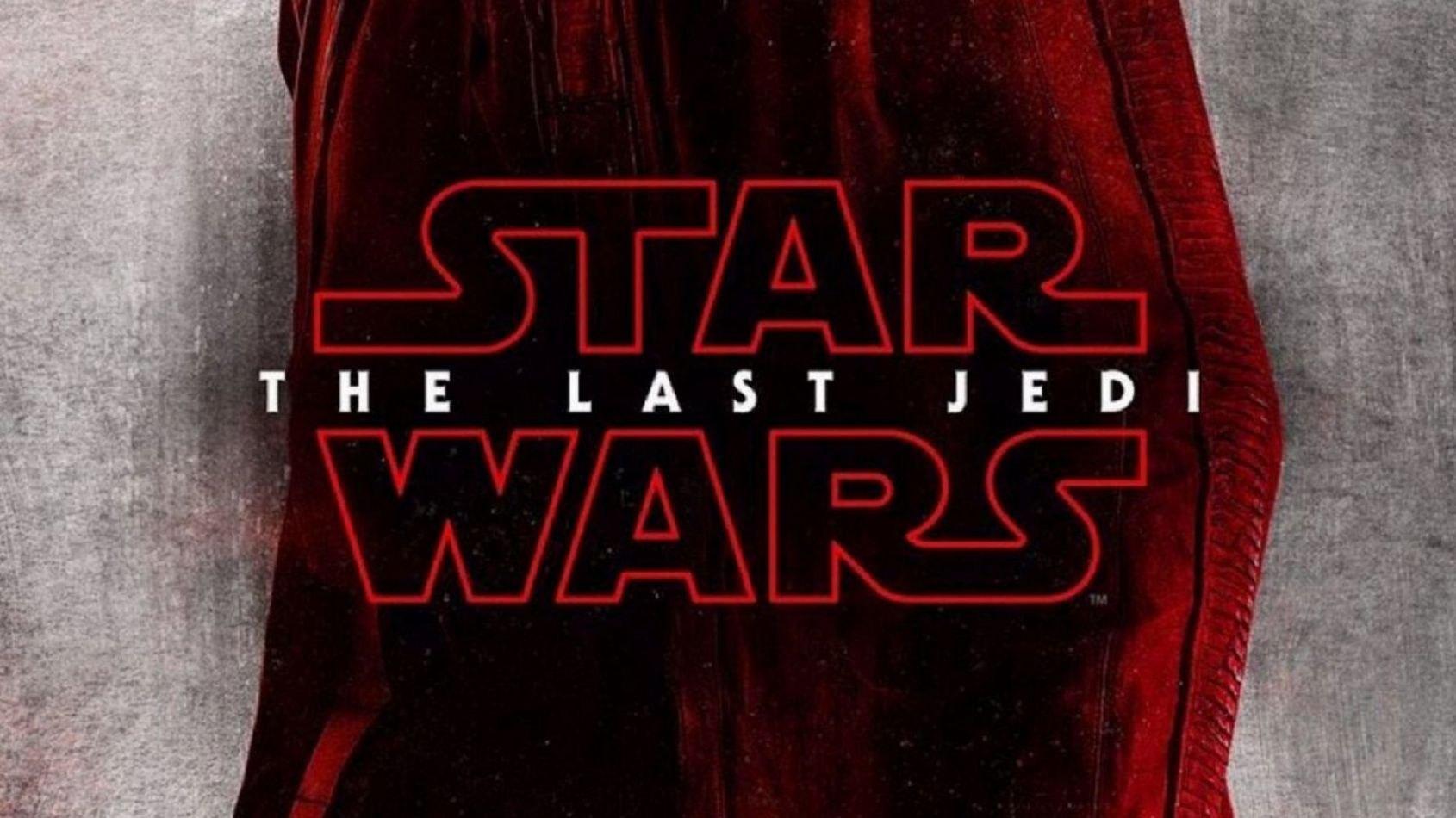 Quelques informations sur les personnages des Derniers Jedi