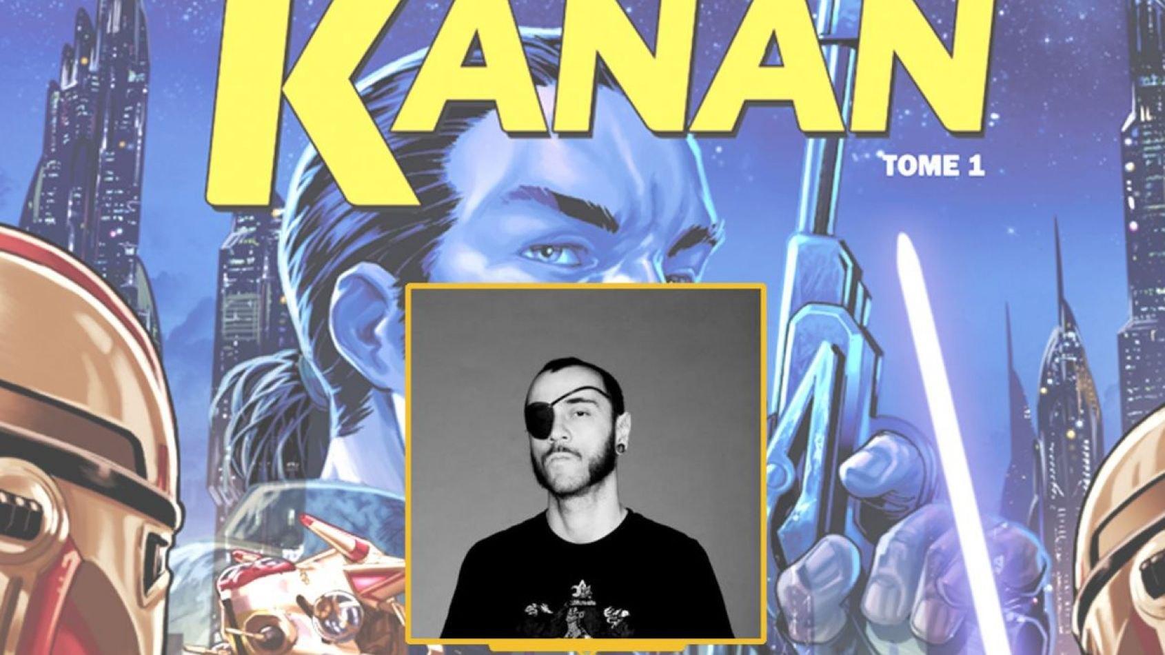 Panini : Jacopo Camagni en dédicace à la librairie Album Comics