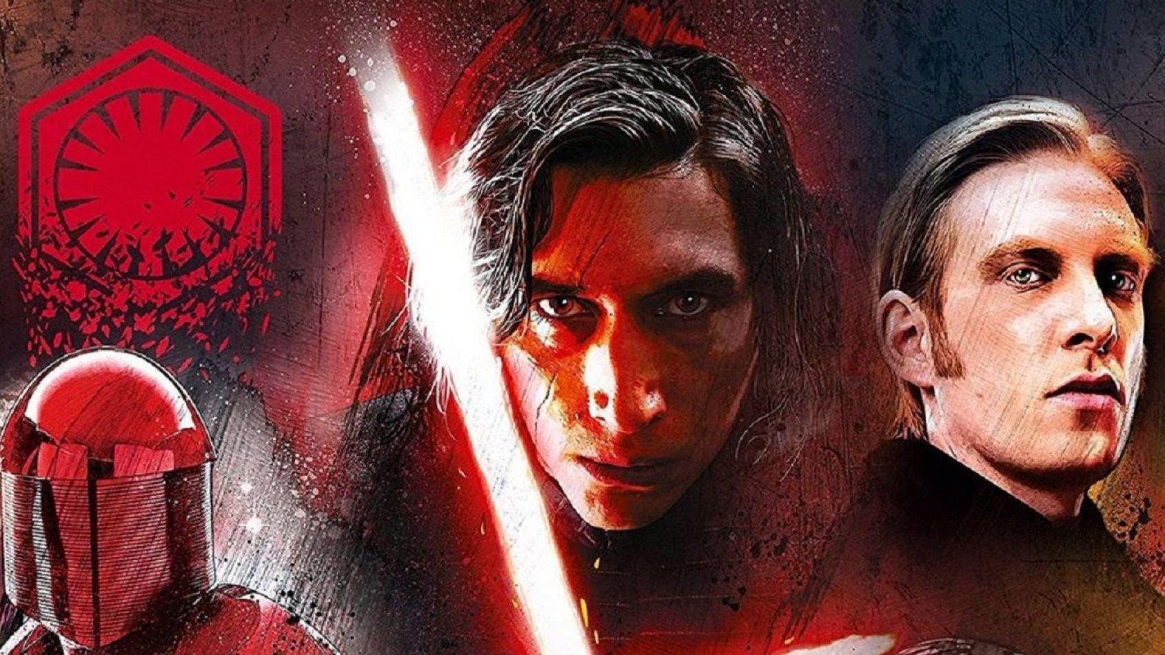Nouvelles affiches pour Les Derniers Jedi