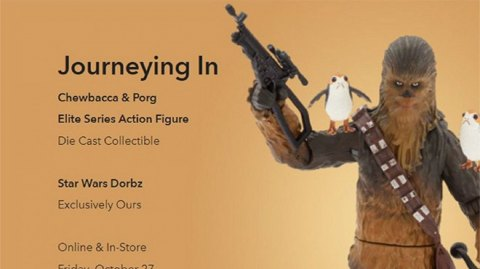 Les prochaines figurines Elite chez Disney Store