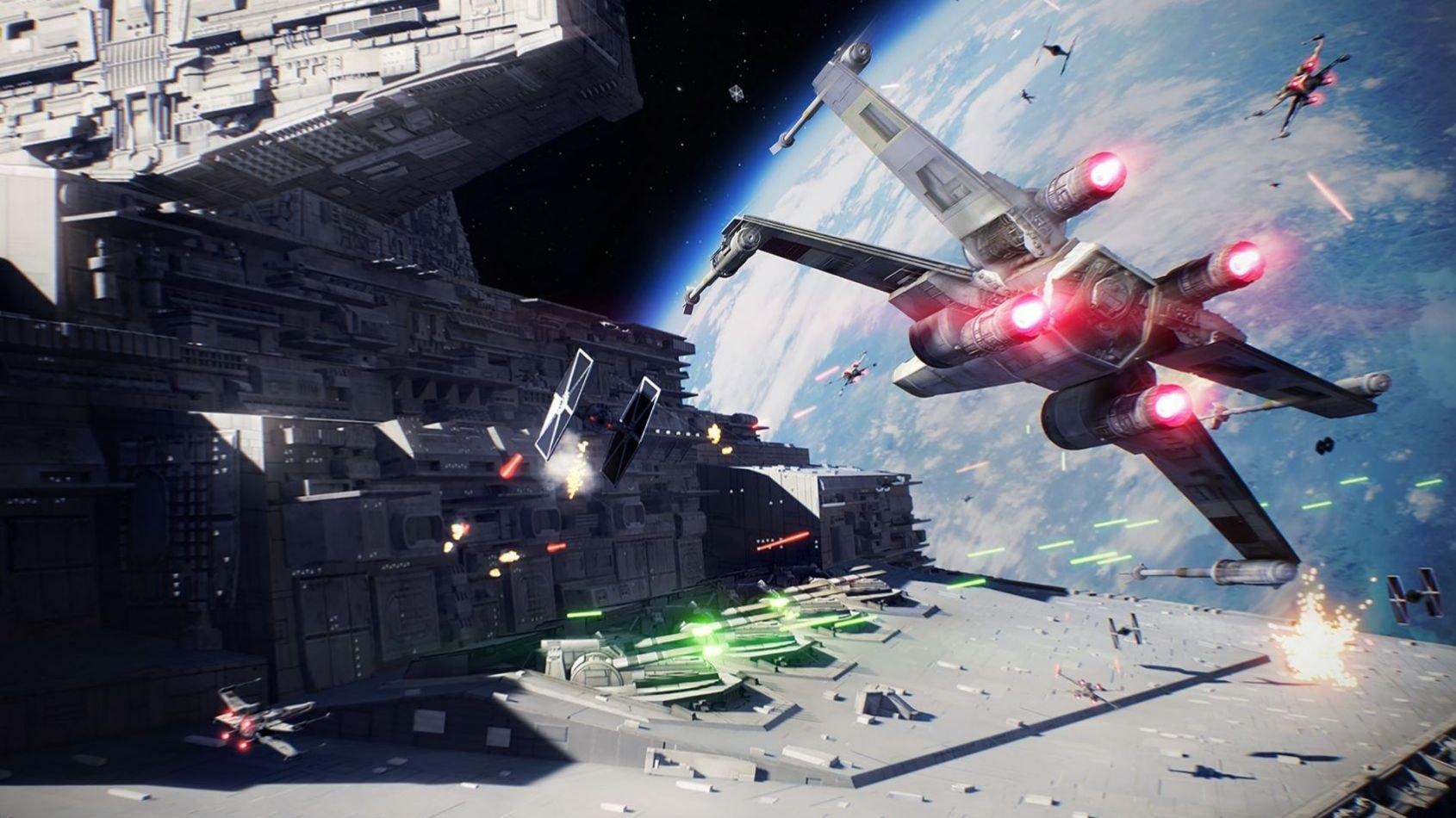 Nouveau trailer de lancement pour Battlefront II