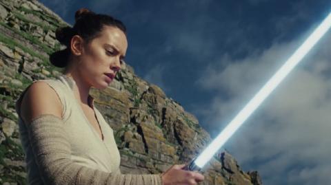 Le trailer international des Derniers Jedi dévoilé