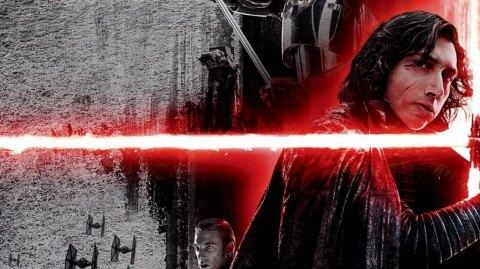Nouvelle affiche du côté obscur des Derniers Jedi