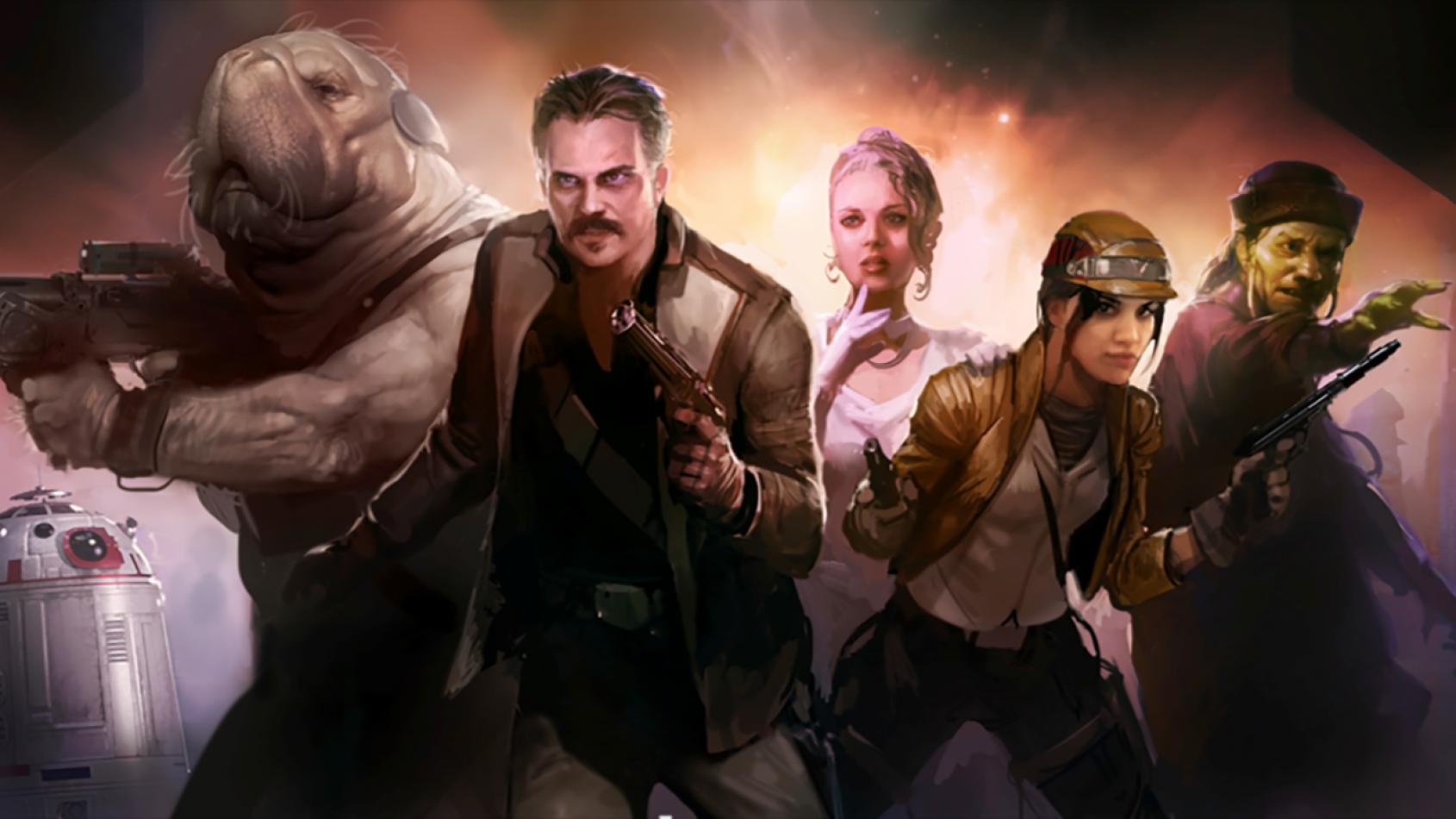 L'effondrement du jeu-vidéo Star Wars de Visceral Games