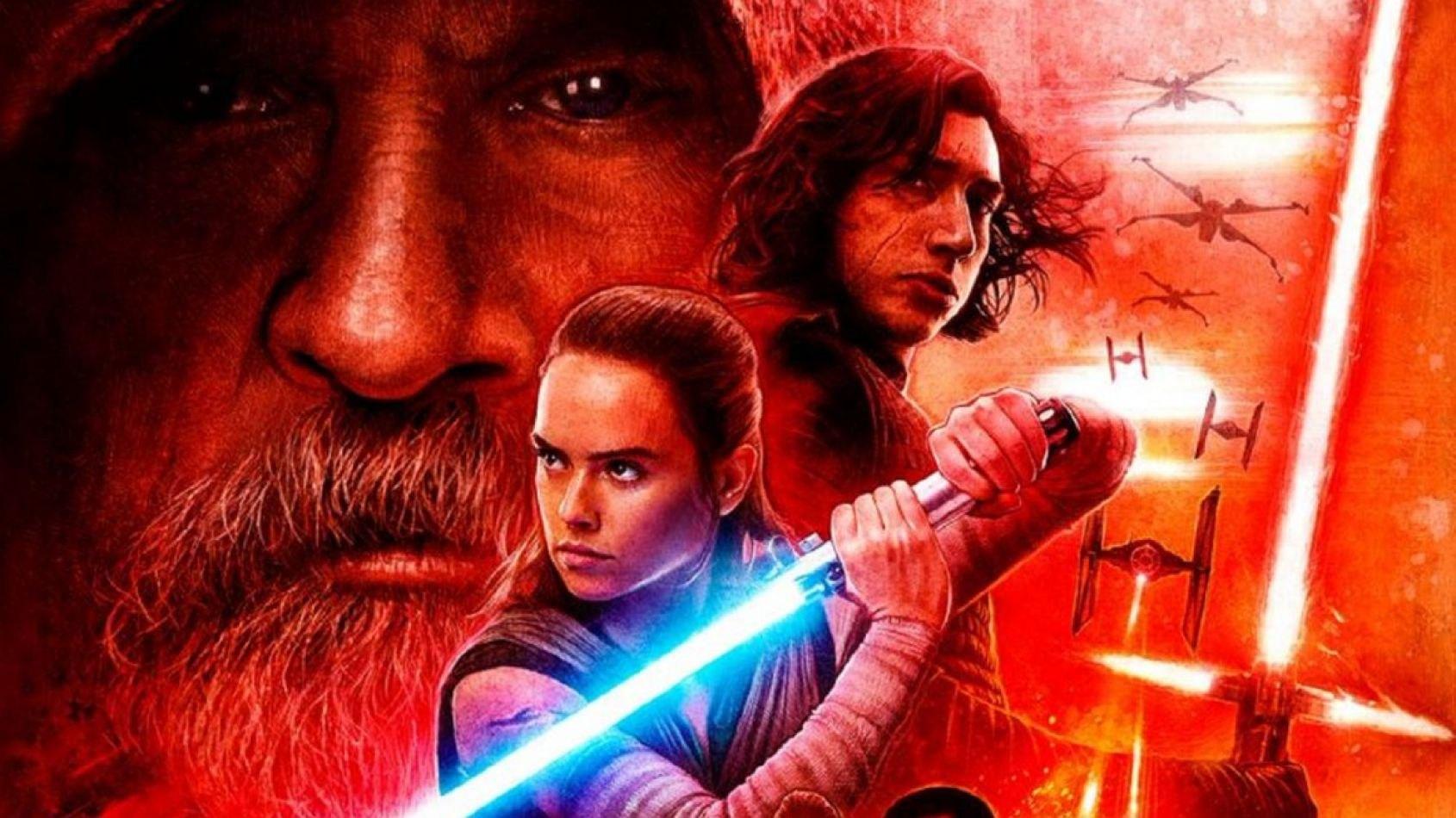 Encore une nouvelle affiche pour Les Derniers Jedi