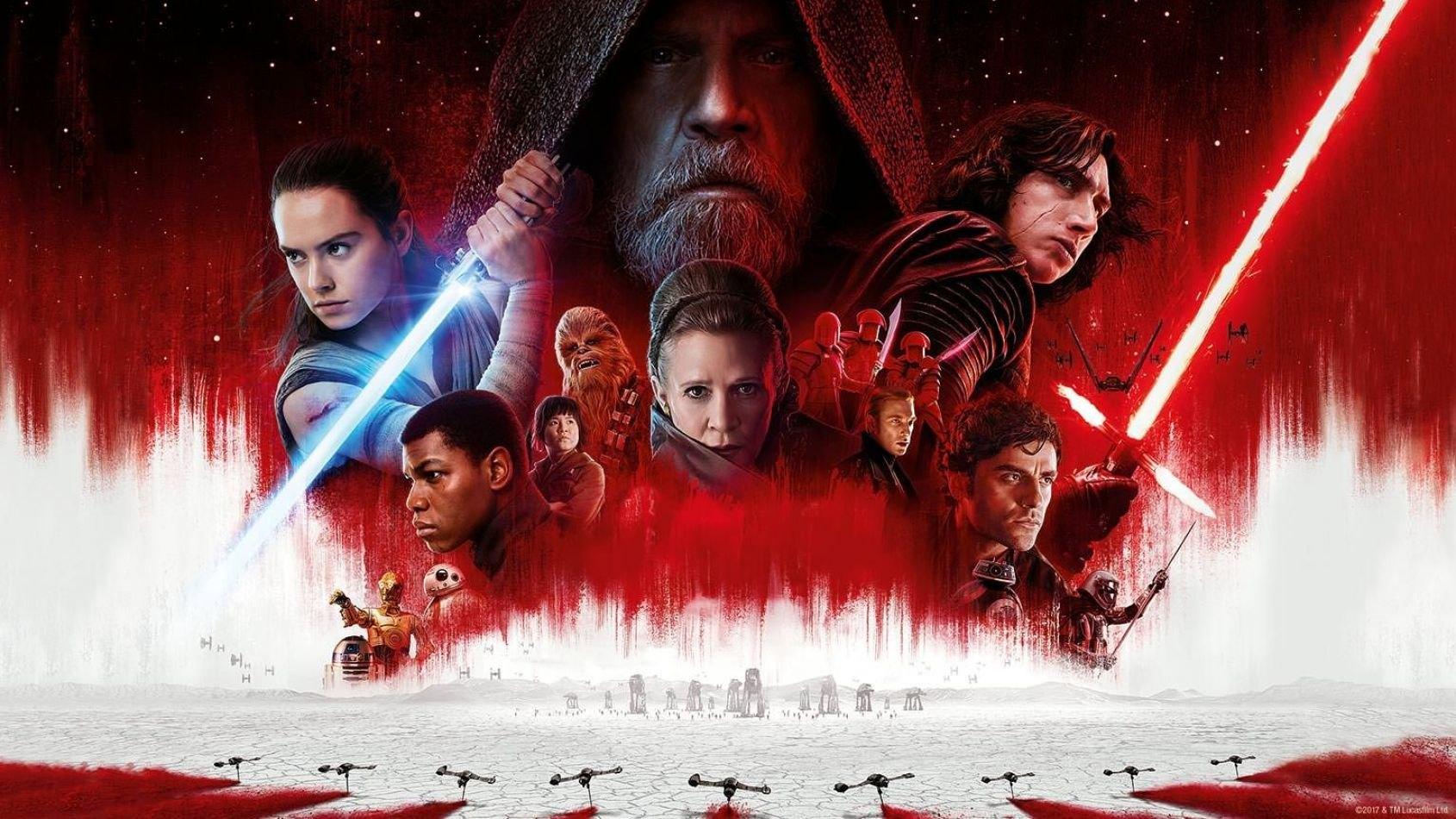 Un nouveau spot tv pour les Derniers Jedi