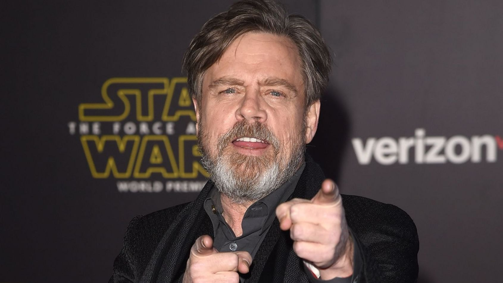 Mark Hamill surprend les fans dans une attraction à Disneyland