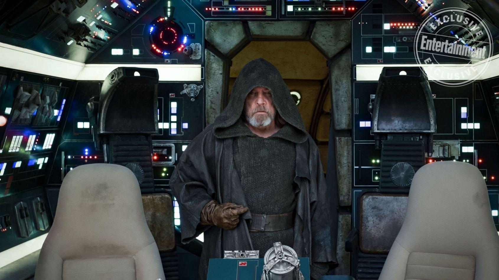 Nouvelles photos des Derniers Jedi par Entertainment Weekly