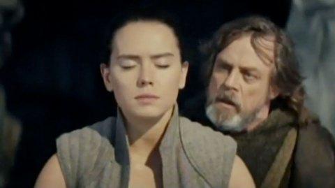 Deux nouveaux spots TV pour Les Derniers Jedi !