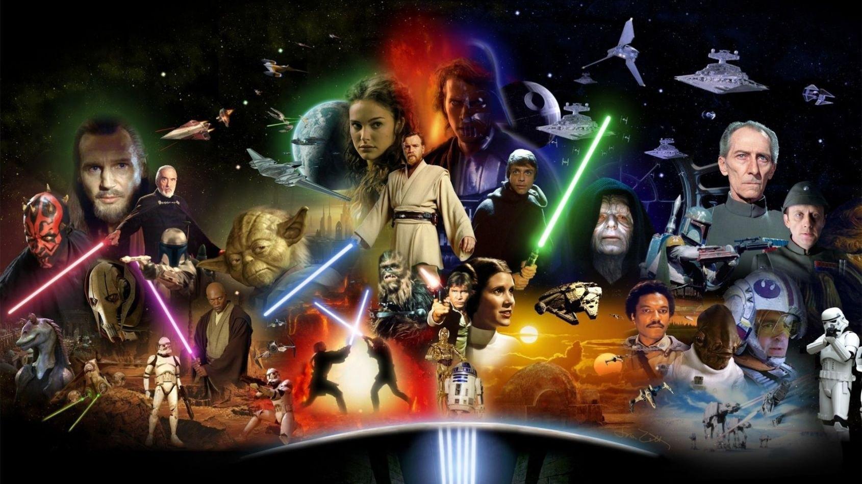 TF1 diffusera l'intégralité de la saga Star Wars à partir de décembre