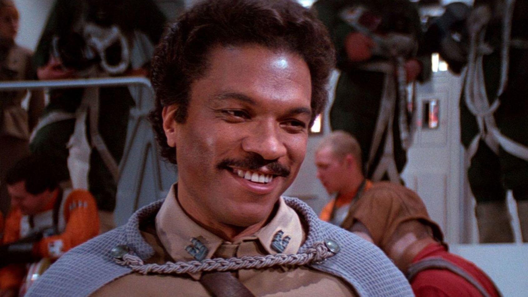 Lando Calrissian absent des Derniers Jedi