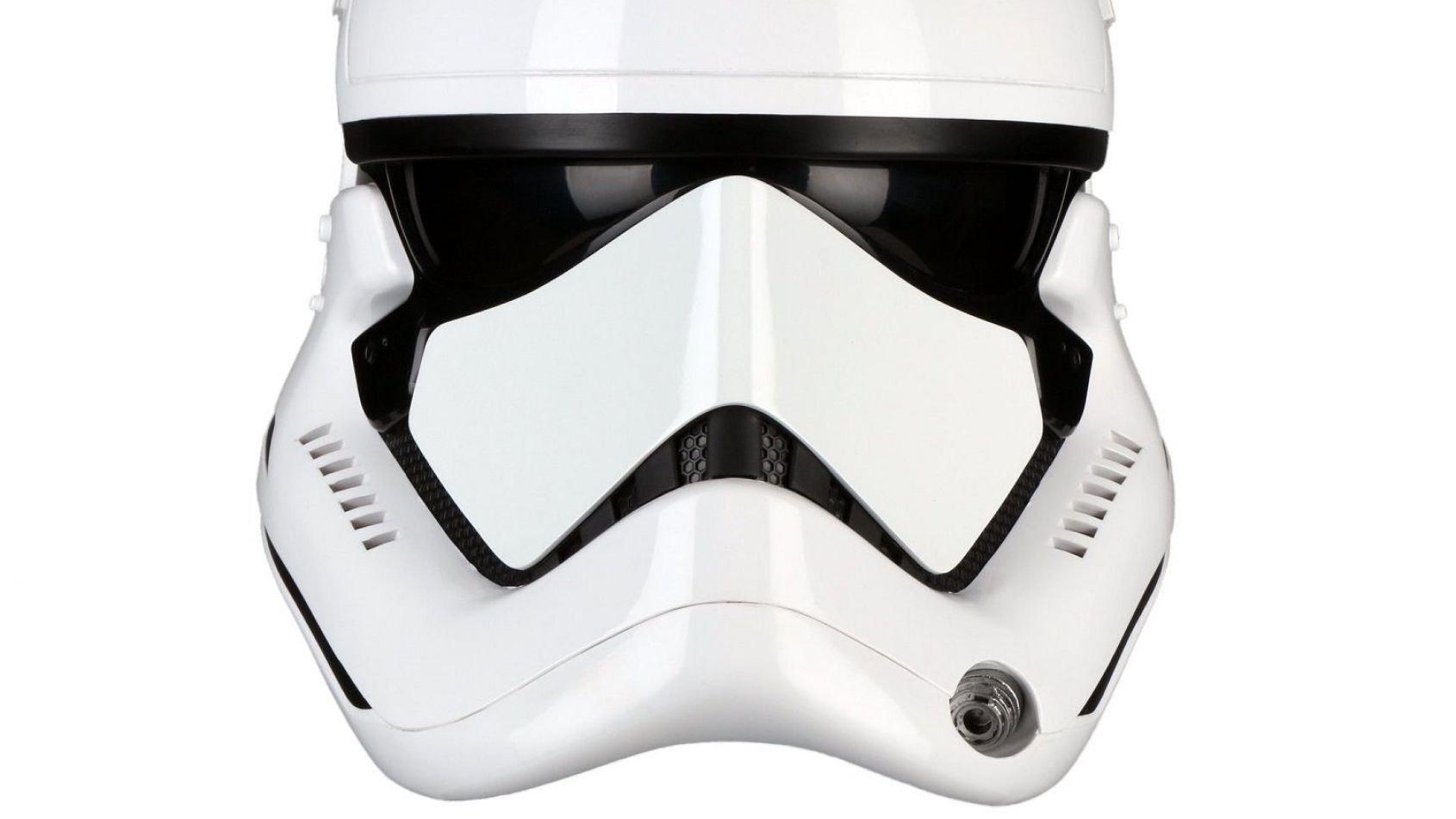 ANOVOS: le casque de stormtrooper du Premier Ordre