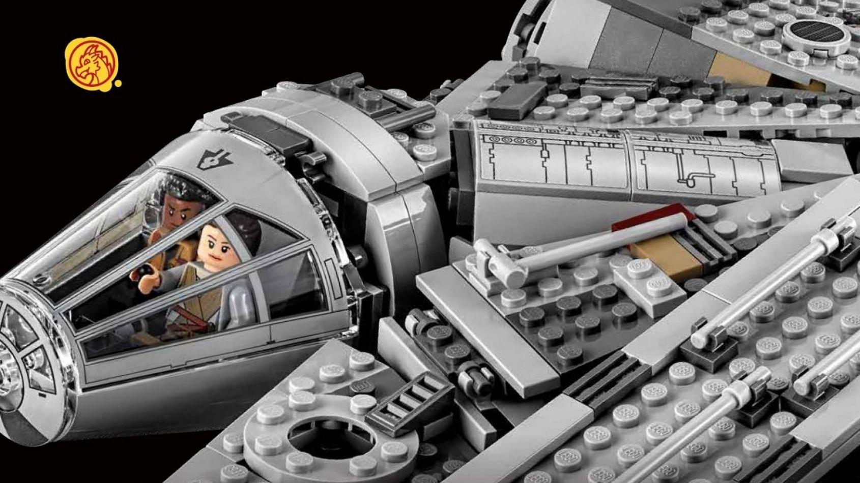 Qilin : Sortie de Ultimate Lego Star Wars