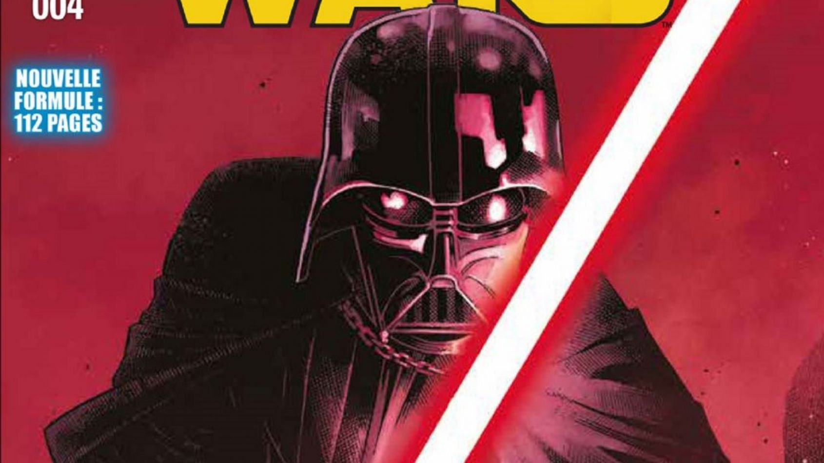Panini : Sortie et preview du magazine STAR WARS 004