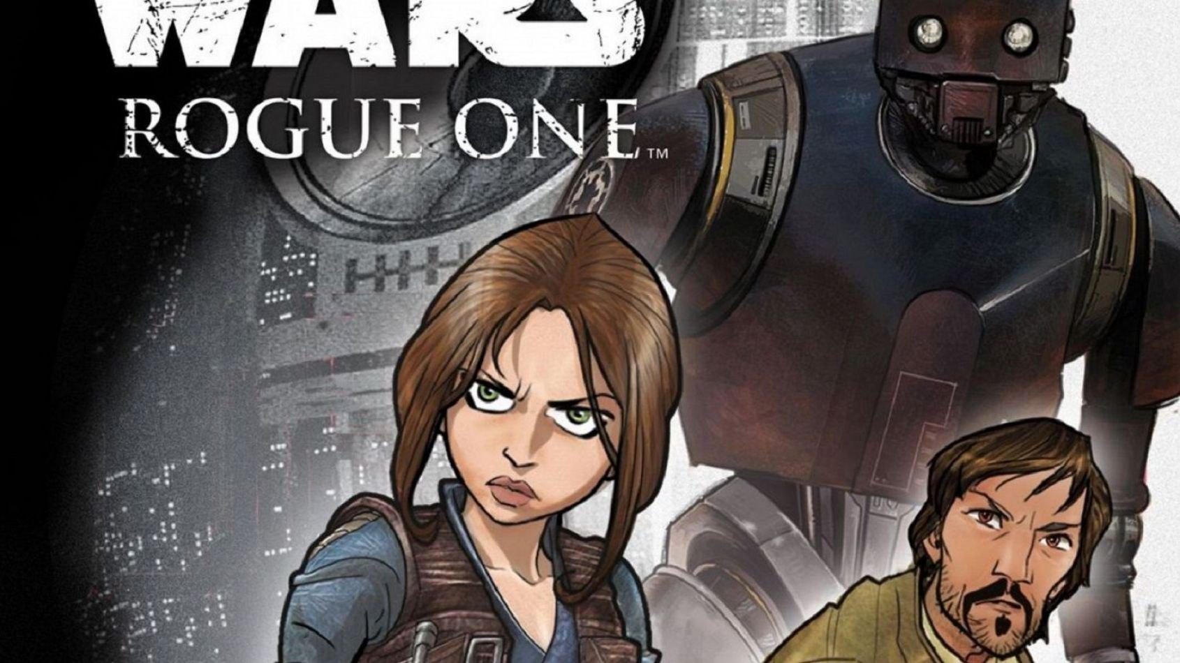 Review : Rogue One (jeunesse) chez Delcourt