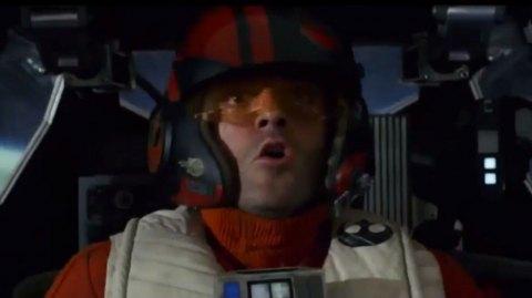 Un Spot met à l'honneur les Pilotes et le Porg dans Les Derniers Jedi