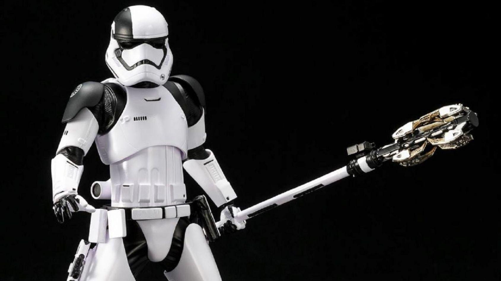 Kotobukiya ARTFX: L'exécuteur des Derniers Jedi
