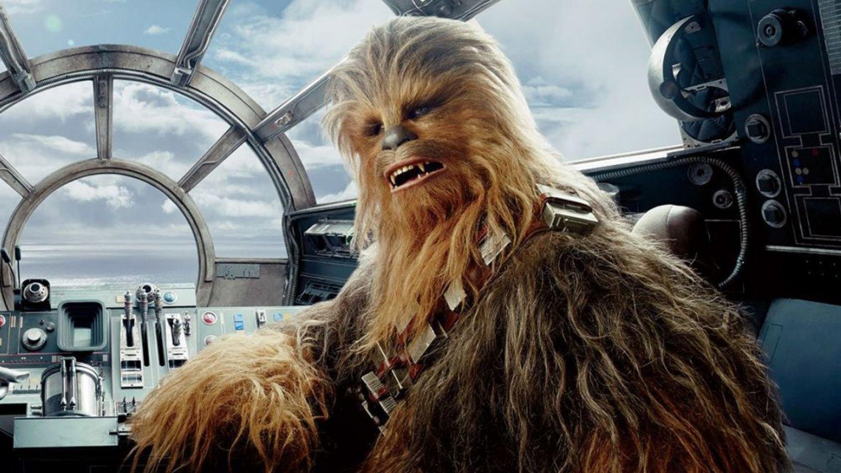 Des news de Chewbacca dans Les Derniers Jedi et Solo A star Wars Story