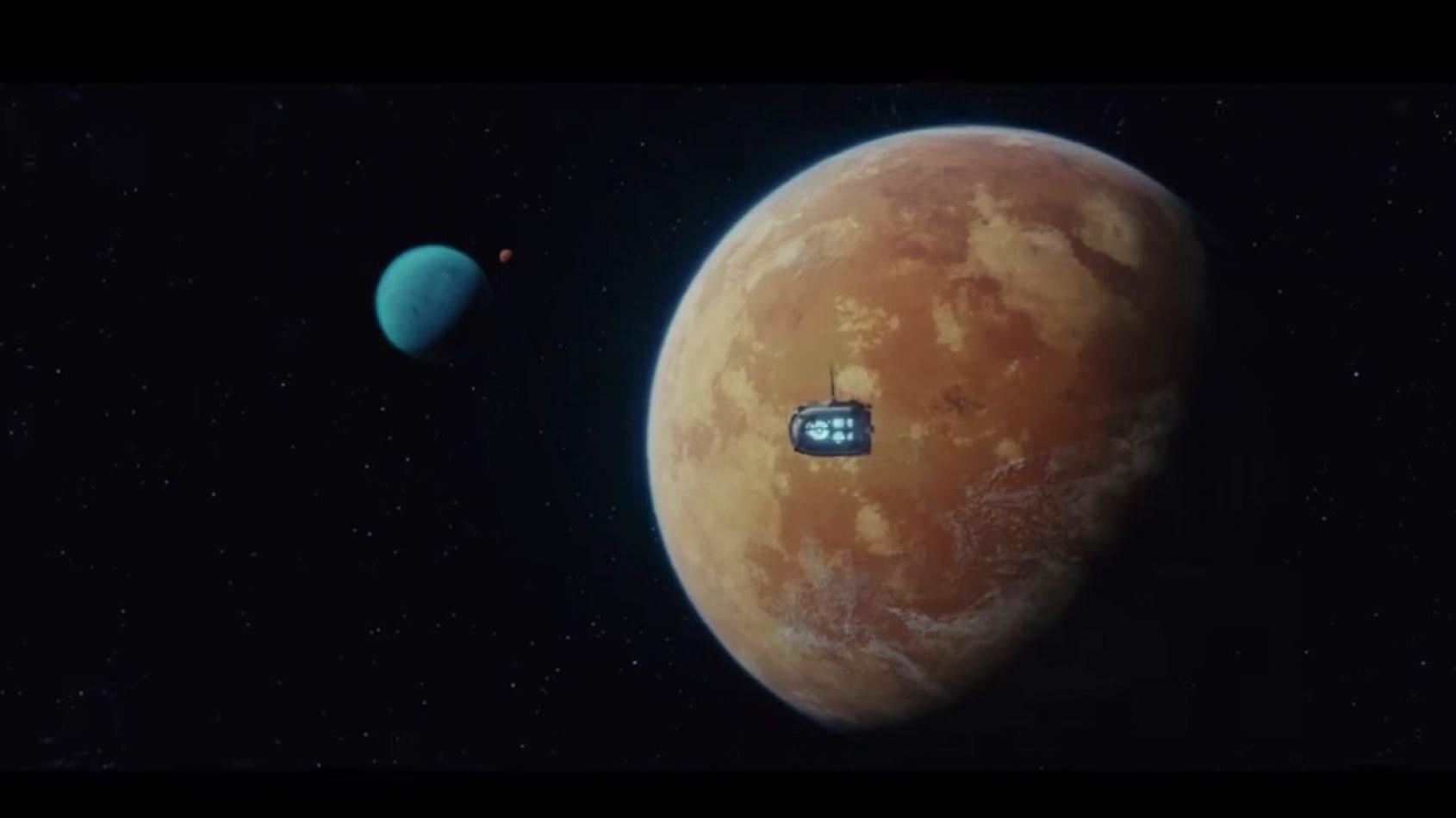 Une vidéo officielle sur les planètes des Derniers Jedi