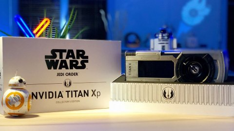 Planète Star Wars VR Experience vous recommande la NVIDIA TITAN Xp