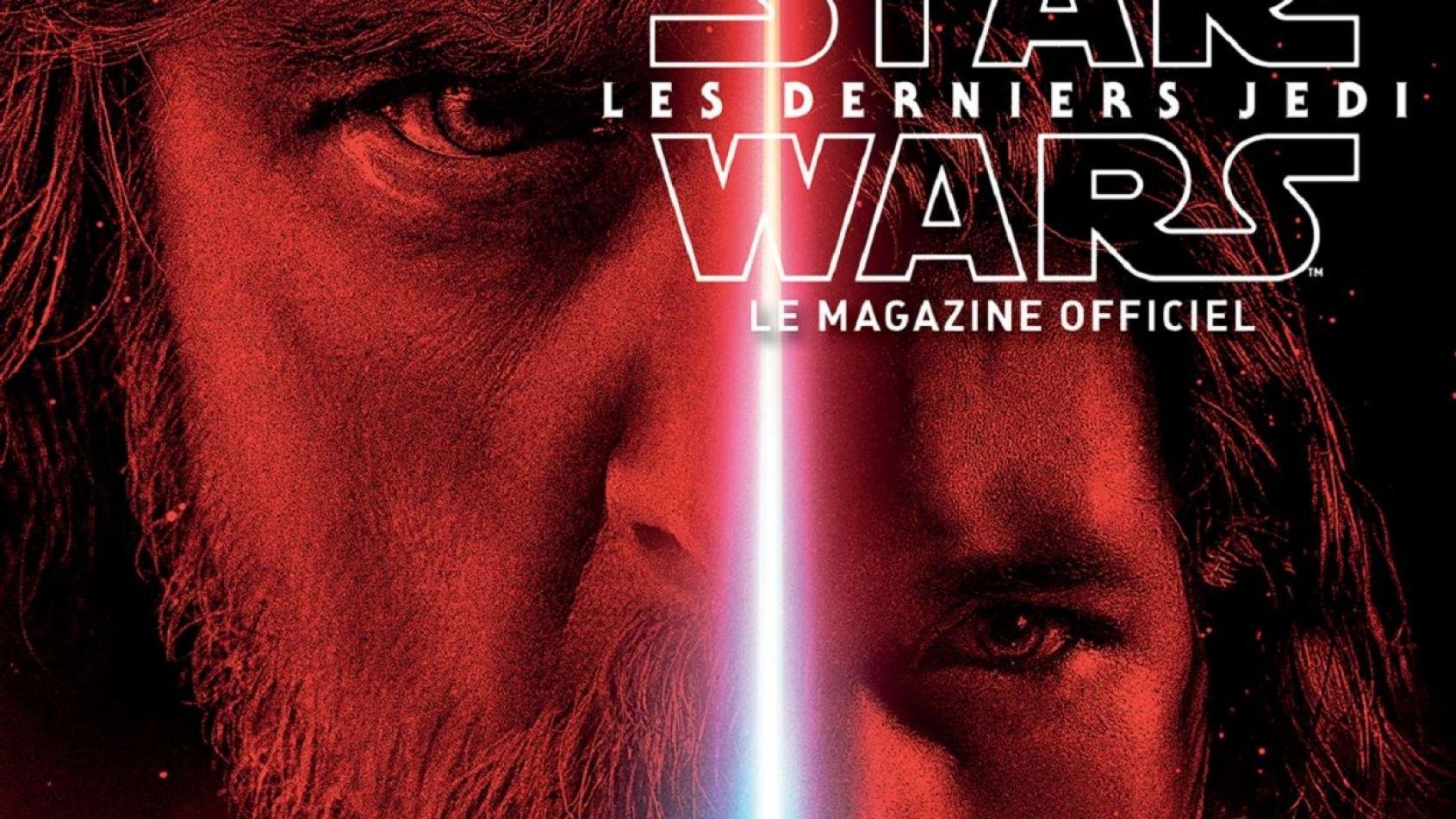 Panini : L'Insider spécial Les Derniers Jedi sortira bientôt