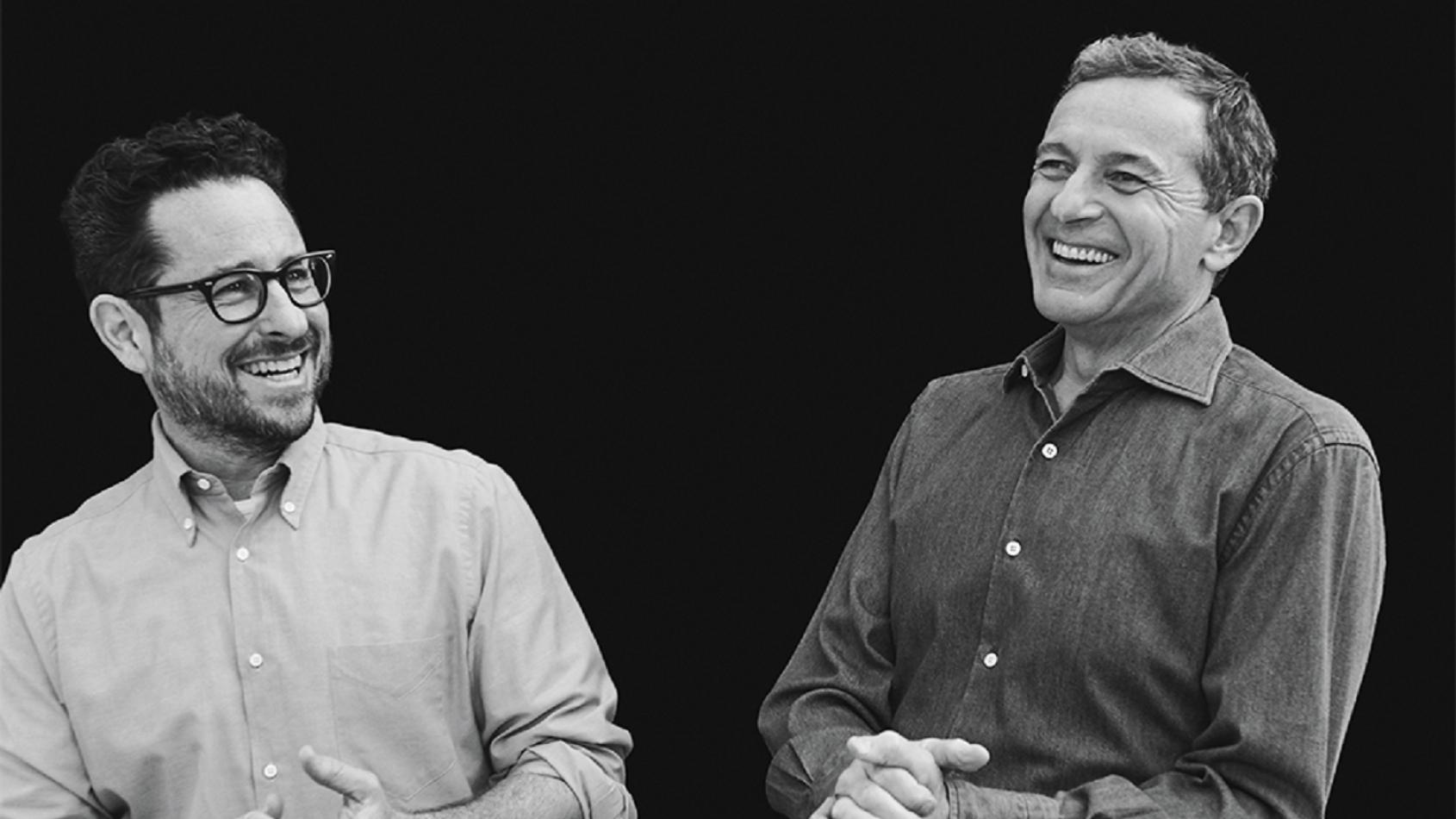 JJ Abrams a donné un résumé du scénario de l'épisode IX à Bob Iger