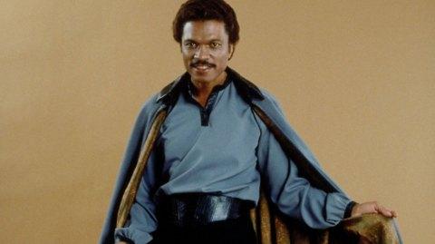 Rian Johnson et le personnage de Lando Calrissian