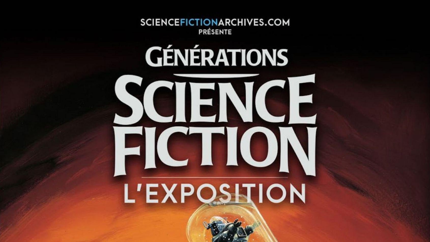 Générations Science Fiction : L'Exposition